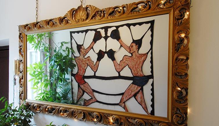 specchio bb bellini napoli