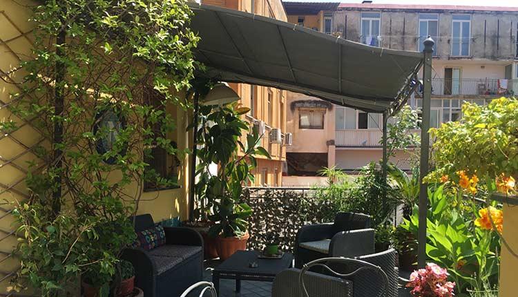 terrace bb bellini naples